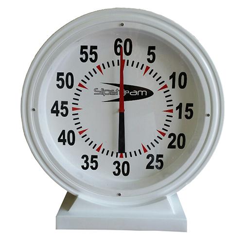 40cm SELF STANDING PACE CLOCK