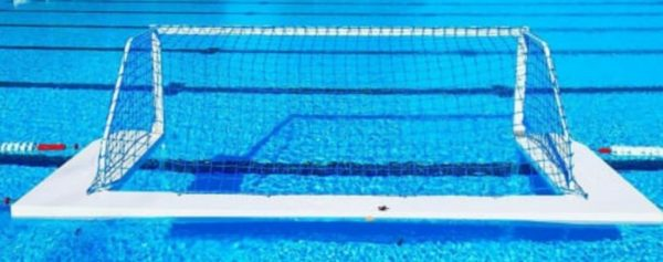 Competition Floating Water Polo Match Goals